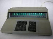 USSR Soviet calculator VFD nixie tubes 3 gold HIC Electronika B3-05 1976 Manual