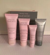 New Mary Kay Timewise Miracle Set 3D TO GO Set Combination to Oily Skin