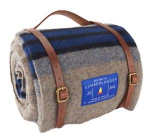 New! $198 Best Made Co x Pendleton. Lumberlander Wool Blanket. made in USA