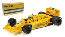 Minichamps Lotus Honda 99T 1987 - Ayrton Senna  1/18 Scale