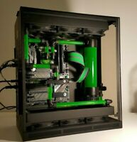 Custom Hardline Liquid Cooled Gaming PC - i9 9900k - RTX 2080 Ti - 32GB RAM