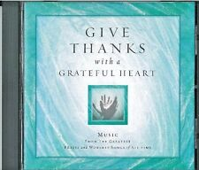Give Thanks With A Grateful Heart (CD, Integrity Music)