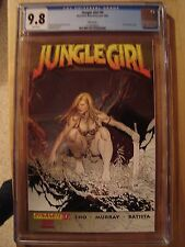 Frank Cho Jungle Girl #0 RRP Edition CGC 9.8 - ONLY 3 9.8's ON CENSUS...RARE!