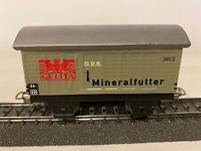 Marklin wagon 381 Mineralfutter 00 Ho 1935 / 1985 0050