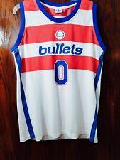 Washington / Baltimore - Bullets / Wizards - VINTAGE - Gilbert Arenas - Jersey