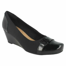 421354a0cf5 Clarks Wedge Court Shoes for Women for sale