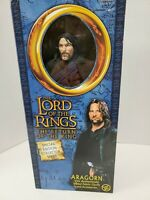 Lord of the Rings Return of the King Special Edition Collector Series Aragorn