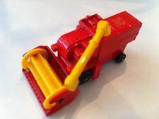 Lesney Matchbox Combine Harvester No 51