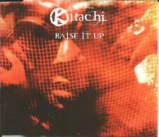 Iration Steppas KITACHI Raise it up RARE MIXES w/ WISEGUYS CD Single SEALED