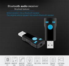 BC07 FM Transmitter USB Bluetooth Audio Receiver Car MP3 Player Adapter.