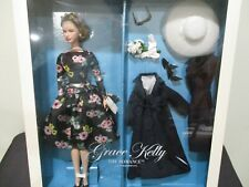 "Grace Kelly ""THE ROMANCE"" Gold Label GENUINE SILKSTONE BARBIE Mattel MINT. NRFB"