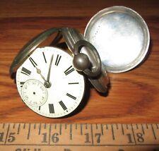 Tissot Swiss key-wind Pocket Watch timepiece  1853-1856