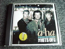 A HA-The Hits of A-HA-Headlines and Deadlines-CD