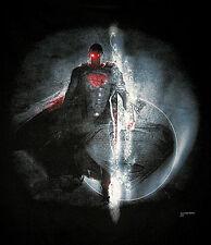 Marvel/DC: SUPERMAN MOS MONTAGE T-Shirt (M) - 40% OFF, SALE (batman)