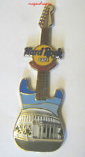 Hard Rock Cafe MANCHESTER Library Guitar Series Pin .