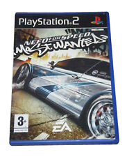 Need for Speed: Most Wanted (Sony PlayStation 2)