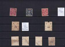 Stamps Uganda 1897-1902 Cancelled