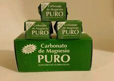 3X - Magnesium Carbonate Blocks {3}///Carbonato de Magnesio Puro 3 Bloques!!!!!