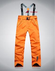 Women's Winter Sports Waterproof Snow Pants Sport Ski Trousers Snowboard Outdoor