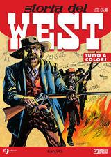 Storia del West N° 13 - Kansas - Sergio Bonelli Editore - ITALIANO #MYCOMICS