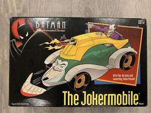 Kenner Vintage (1992) Batman The Animated Series Jokermobile, SEALED IN BOX