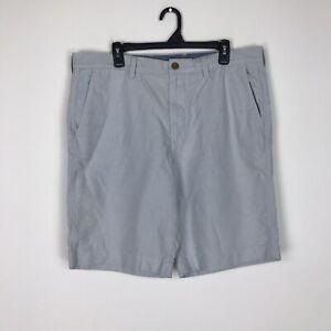 J Crew Club Shorts Men's Size 36 Light Blue