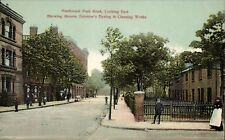Bermondsey. Southwark Park Road, looking East by C.Martin.