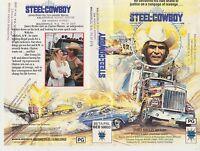 STEEL COWBOY - 1978 Pre Cert OOP-HTF Oz Merlin Issue - Drama - BETAMAX - Not Vhs