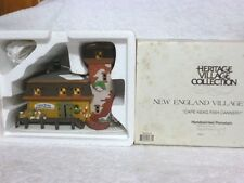 Dept 56 New England Cape Keag Fish Cannery - 56529