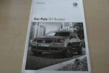 205941) VW Polo 9N - GT Rocket - technische Daten & Ausstattungen - Prospekt 06/