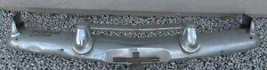 X CHRYSLER WINDSOR NEW PLATED CHROME FRONT BUMPER 1955-1956 55-56 OEM