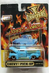 Action 1:64 Scale Jesse James West Coast Choppers CHEVY PICK UP