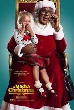 Madea Christmas - original DS movie poster - 27x40 D/S Style C