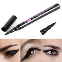 Black Eyeliner Makeup Beauty Cosmetic Liner Pen Pencil Liquid Eye Waterproof Hot