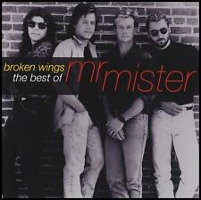 MR MISTER - BROKEN WINGS : THE BEST OF CD ~ KYRIE +++ 80's GREATEST HITS *NEW*