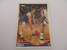Carte NBA TOPPS 1993-94 #63 Jim Les Sacramento Kings