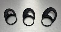 Anker In-Ear Wireless Headphones Black Ear Bud Tips Wings Bluetooth Canal Phone