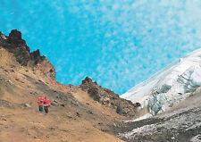 Iceland Kverkfjoll Postcard Unused VGC