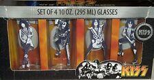 Kiss Beer Bar Glasses Gene Simmons Paul Stanley Drinking Drink Glass Xmas Gift