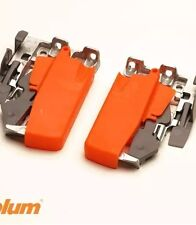 (12 PAIRS) BLUM TANDEM STANDARD LOCKING DEVICE ORANGE T51-1700.04 LEFT & RIGHT