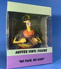 CultureFly Rocko's Modern Life Heffer Vinyl Figure Nick Box Spring 2020 Workout