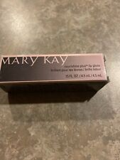 MARY KAY NOURISHINE PLUS LIP GLOSS - PINK PARFAIT