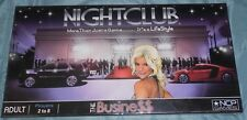 Nightclub The Business Board Game NCP Games - New Sealed, Rare!