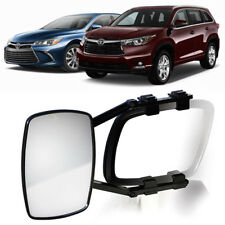 CLIP-ON TOWING MIRROR tow extension extend side rear view hauling for toyota