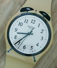 "Maxi Swatch "" Maxi Sveglia "" MGT105 Rare Collectable Special Wall Clock Pop Art"