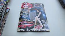 CAR KULTURE DELUXE MAGAZINE Rat Rods back issue - #31 December 2008
