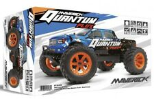 HPI Maverick QUANTUM MT FLUX BRUSHLESS BLUE MV150200 RTR 1:10 RC Monster Truck
