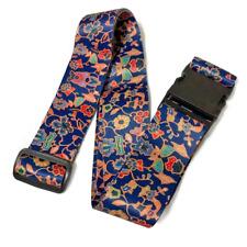 Authentic Singapore Airlines SQ Batik Luggage Strap Belt