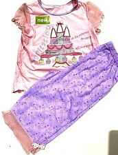 Girls bhs invitation to the princess party pyjamas Flat Packed Age 3-4