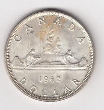 1962  Canada  Silver Dollar BU